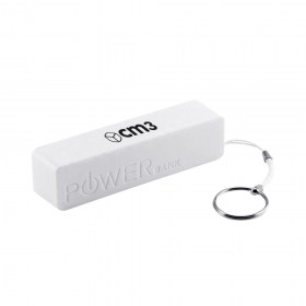 Brindes Personalizados - Power Bank 1800 Mah