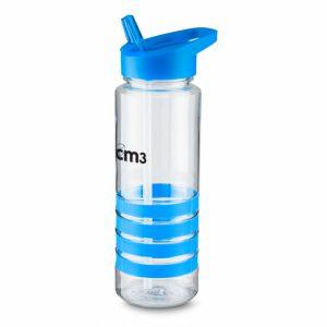 Brindes Personalizados - Garrafa Transparente 700ml Com Alça