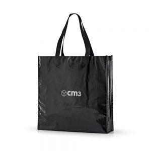 Brindes Personalizados - Sacola Mercado Kamy Laminado