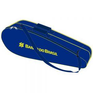 Brindes Personalizados - Bolsa para Tênis com Bolso para Raquete