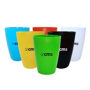 Brindes Personalizados - Copo Liso Color 275ml
