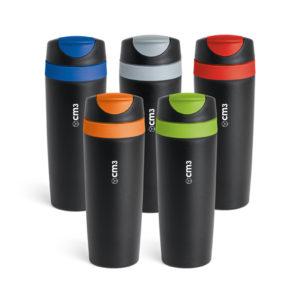 Brindes Personalizados - Copo Plastico Duplo 510ml