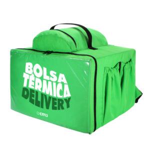 Brindes Personalizados - Bolsa Térmica para Delivery - G - tipo UBER