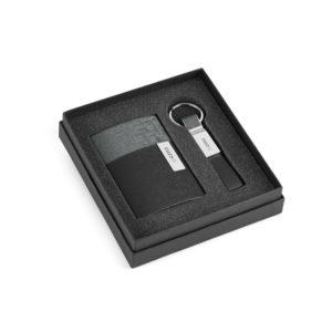 Brindes Personalizados - Kit Executivo 2 Peças com Estojo