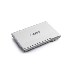 Brindes Personalizados - Porta Cartão Metal Personalizado